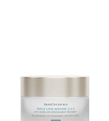 SkinCeuticals Triple Lipid Restore nourishes aging skin and restores radiance.