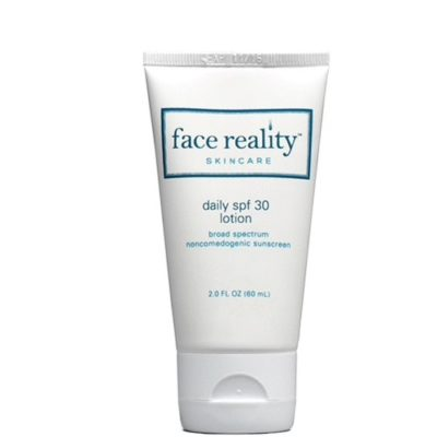Daily SPF 30 Lotion provides UVA & UVB protection and antioxidant skin support.
