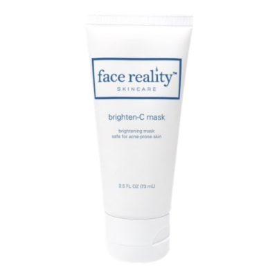 Brighten-C Mask has specialty ingredients that improve skin clarity