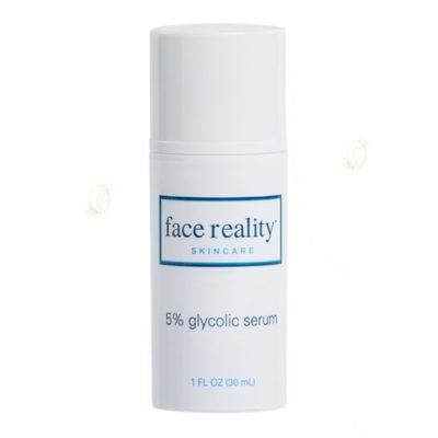 5% Glycolic Serum exfoliates the skin and improve the appearance of skin brightness and smoothness.