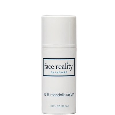 Mandelic serums are effective for shaving bumps and folliculitis as well as inflamed and noninflamed acne
