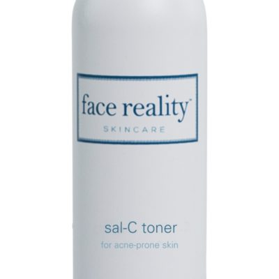Face Reality's Sal-C Toner is the new and improved version of Acnebeta-C Toner.