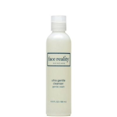 Face Reality Ultra Gentle Cleanser  is safe for anyone with skin prone to any type of acne, including acne rosacea.