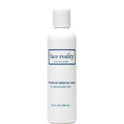 A fragrance-free toner that offers intense moisturization and is recommended for skin prone to all types of acne.