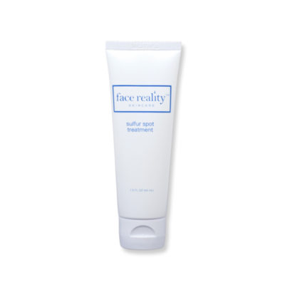 Face Reality Sulpher Spot Treatment